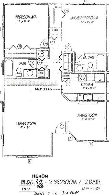 Anastasia by the sea Floor Plan